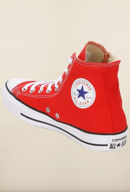 Converse Red Sneakers