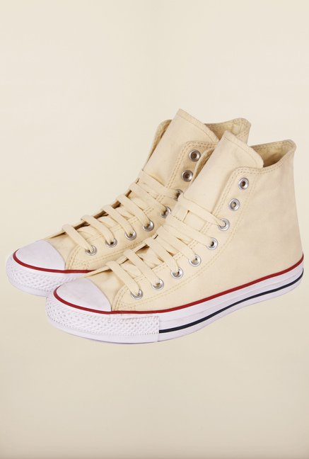 Converse Natural White Sneakers