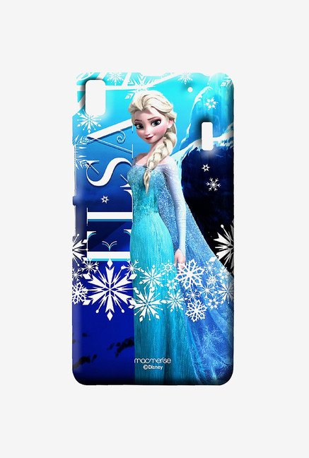 Macmerise Elsa Sublime Case for Lenovo K3 Note