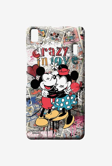 Macmerise Crazy In Love Sublime Case for Lenovo K3 Note