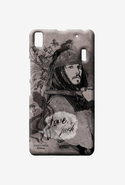 Macmerise Love Jack Sublime Case for Lenovo K3 Note
