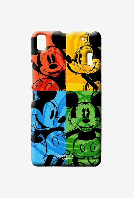 Macmerise Shades of Mickey Sublime Case for Lenovo K3 Note