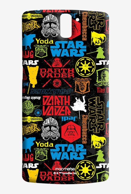 Macmerise Star Wars Mashup Sublime Case for Oneplus One