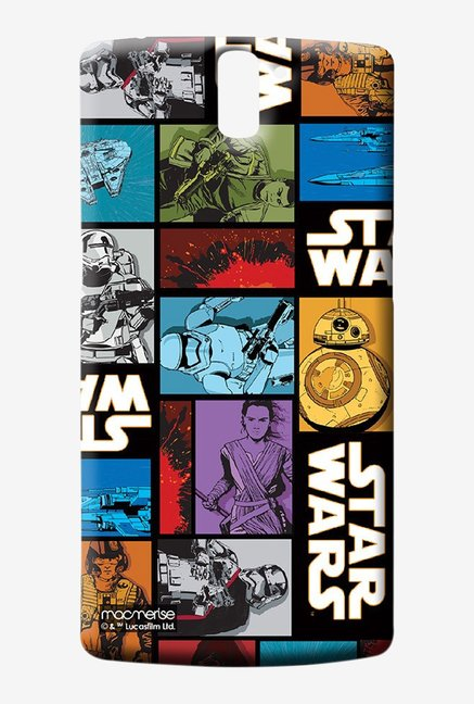 Macmerise The Force Awakens Sublime Case for Oneplus One