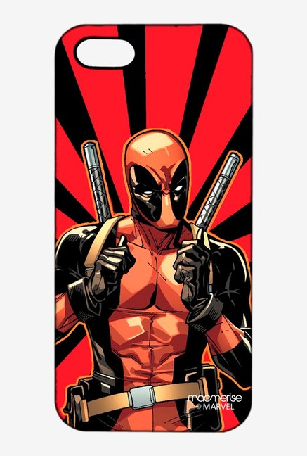 Macmerise Smart Ass Deadpool Pro Case for iPhone 5/5S