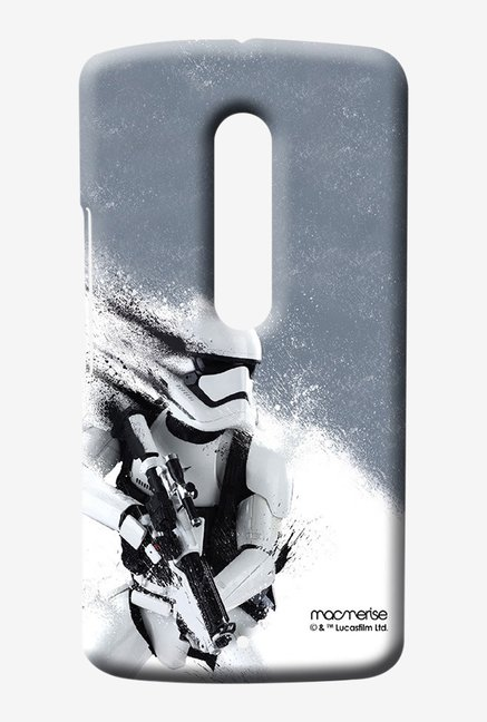 Macmerise Trooper Storm Sublime Case for Moto X Play