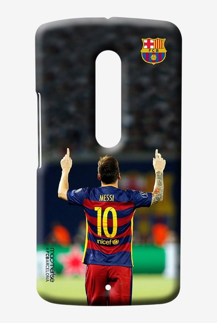 Macmerise Strike Messi Sublime Case for Moto X Play