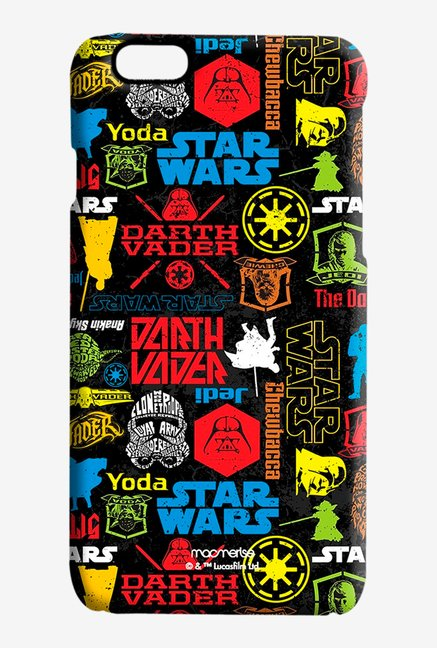 Macmerise Star Wars Mashup Pro Case for iPhone 6S