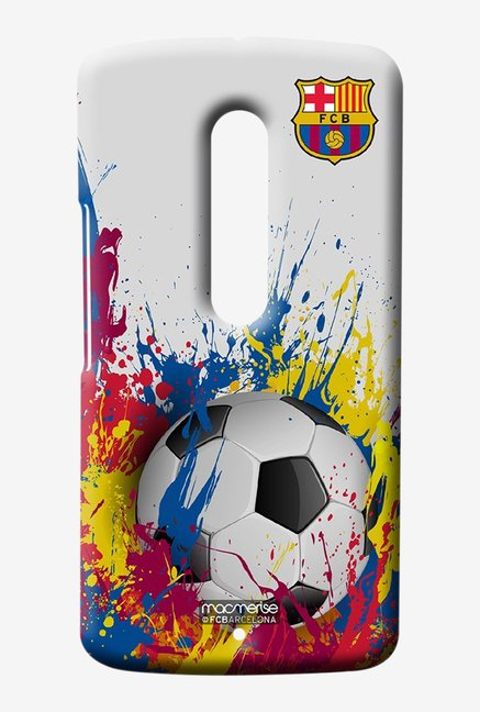 Macmerise FCB Victory Splash Sublime Case for Moto X Play