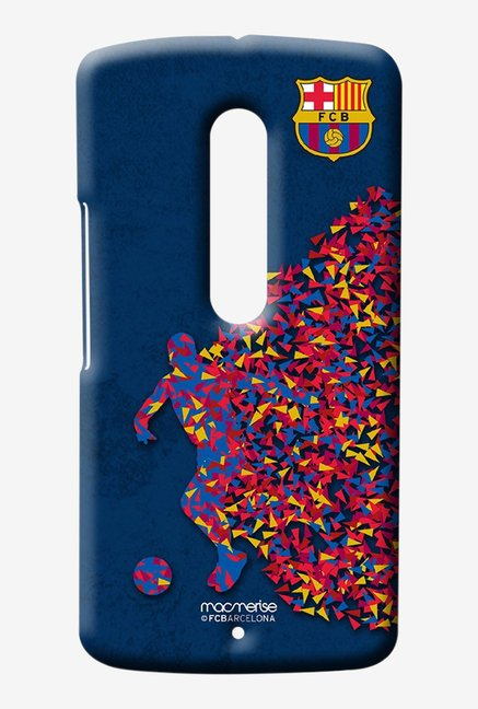 Macmerise FCB Asymmetrical Art Sublime Case for Moto X Play