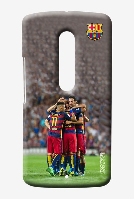 Macmerise FCB Celebration Sublime Case for Moto X Play