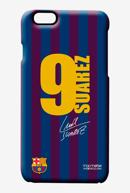 Macmerise Jersey Suarez Pro Case for iPhone 6S