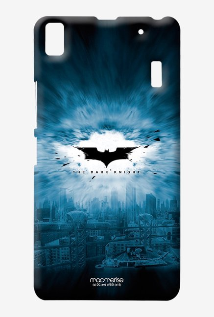 Macmerise The Dark Knight Sublime Case for Lenovo K3 Note