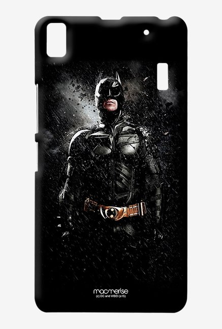 Macmerise Rise of Batman Sublime Case for Lenovo K3 Note