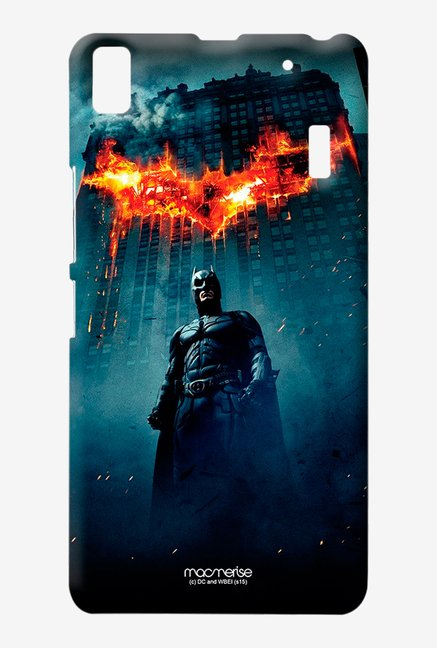 Macmerise Batman Stance Sublime Case for Lenovo K3 Note