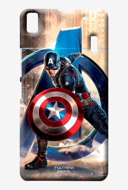 Macmerise Super Soldier Sublime Case for Lenovo K3 Note