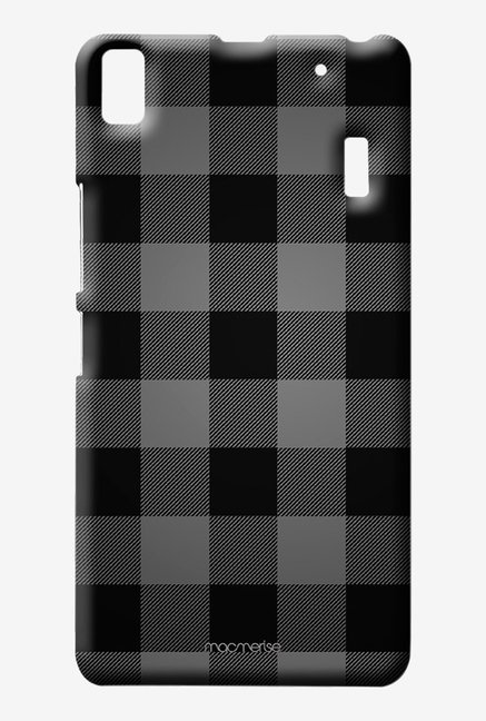 Macmerise Checkmate Black Sublime Case for Lenovo K3 Note
