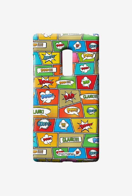 Macmerise Comic Popart Sublime Case for Oneplus Two