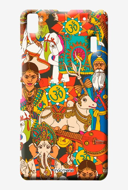 Macmerise Namaste India Sublime Case for Lenovo K3 Note