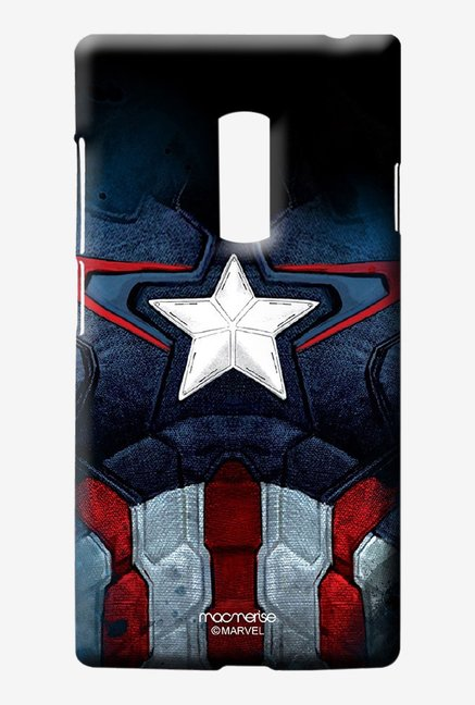 Macmerise Cap Am Suit Sublime Case for Oneplus Two