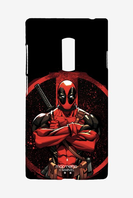 Macmerise Deadpool Stance Sublime Case for Oneplus Two