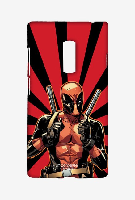 Macmerise Smart Ass Deadpool Sublime Case for Oneplus Two