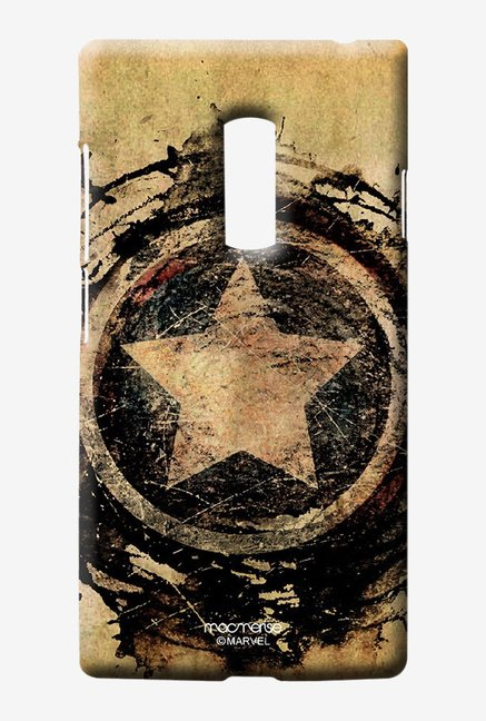 Macmerise Symbolic Captain Shield Sublime Case for Oneplus 2