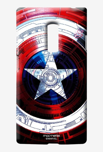 Macmerise Captains Shield Decoded Sublime Case for Oneplus 2