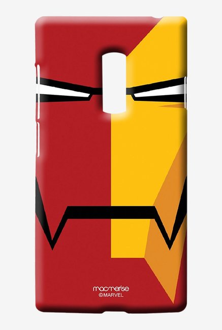 Macmerise Face Focus Ironman Sublime Case for Oneplus Two