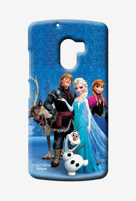 Macmerise Frozen Together Sublime Case for Lenovo K4 Note