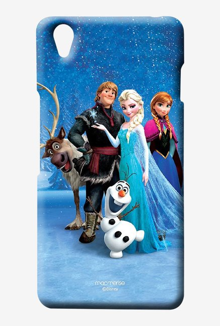 Macmerise Frozen Together Sublime Case for Oneplus X