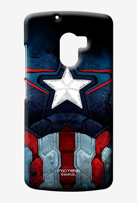 Macmerise Cap Am Suit Sublime Case for Lenovo K4 Note
