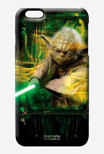 Macmerise Furious Yoda Pro Case for iPhone 6S Plus