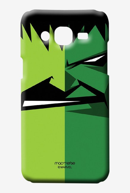Macmerise Face Focus Hulk Sublime Case for Samsung J7