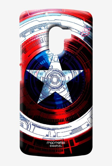 Macmerise Captains Shield Decoded Sublime Case for K4 Note