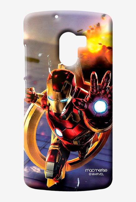 Macmerise Super Genius Sublime Case for Lenovo K4 Note