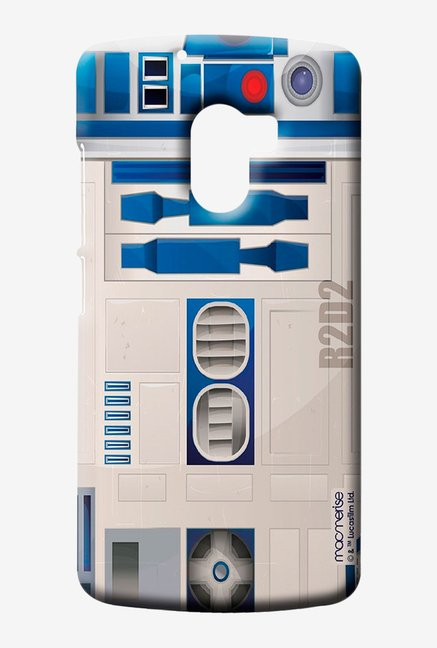 Macmerise Attire R2D2 Sublime Case for Lenovo K4 Note