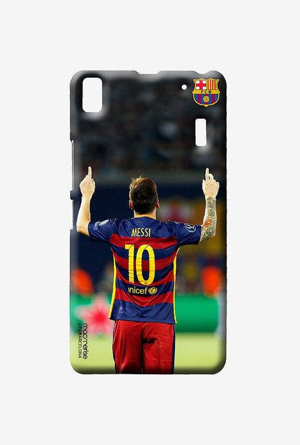 Macmerise Strike Messi Sublime Case for Lenovo K3 Note