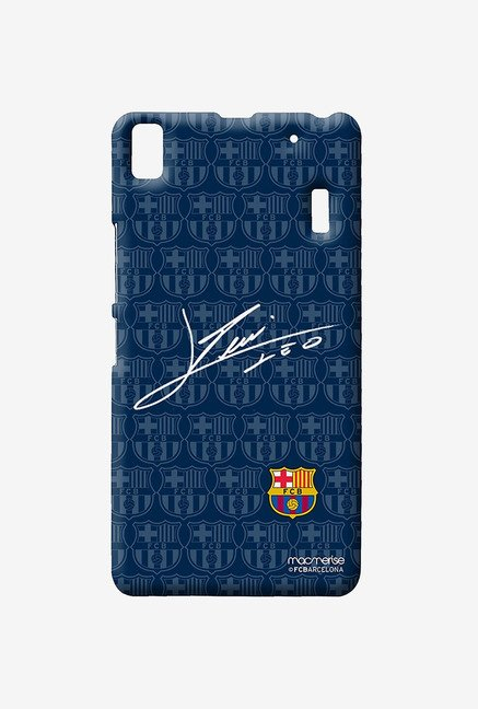 Macmerise Autograph Messi Sublime Case for Lenovo K3 Note