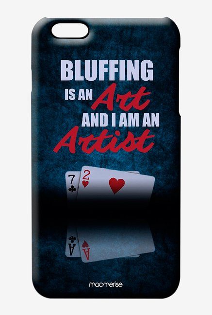 Macmerise Art of Bluffing Pro Case for iPhone 6 Plus