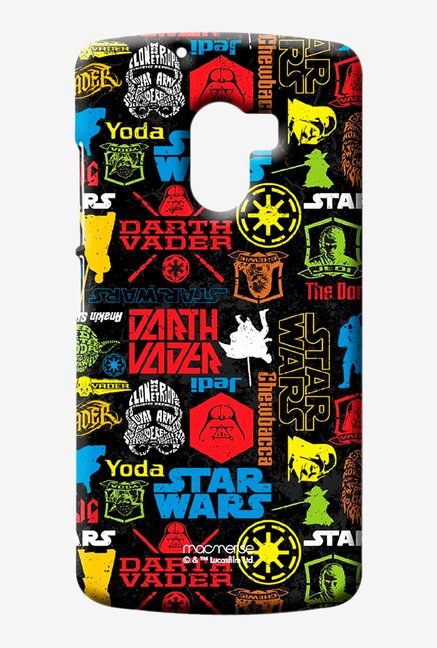 Macmerise Star Wars Mashup Sublime Case for Lenovo K4 Note