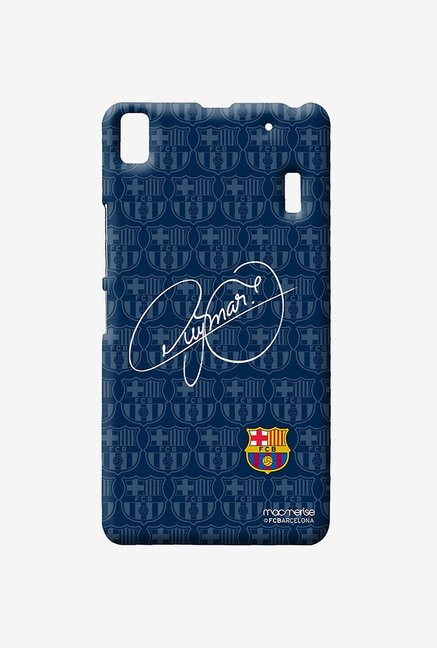 Macmerise Autograph Neymar Sublime Case for Lenovo K3 Note