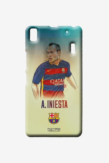 Macmerise Illustrated Iniesta Sublime Case for K3 Note