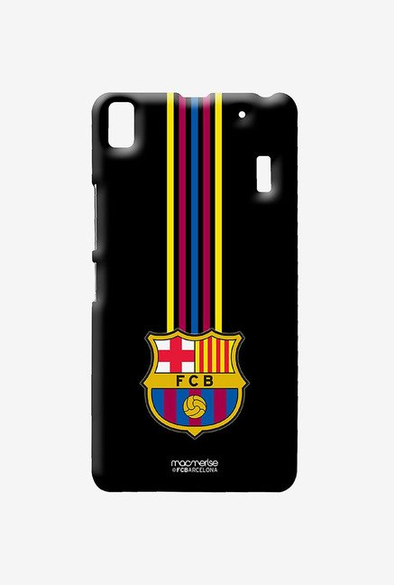 Macmerise FCB Stripes Back Sublime Case for Lenovo K3 Note