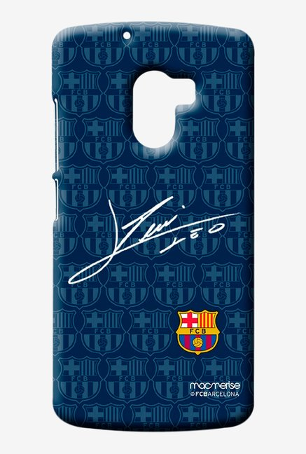 Macmerise Autograph Messi Sublime Case for Lenovo K4 Note