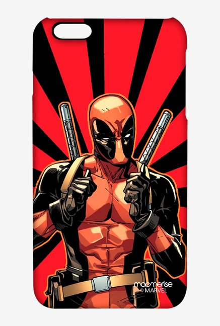 Macmerise Smart Ass Deadpool Pro Case for iPhone 6S Plus