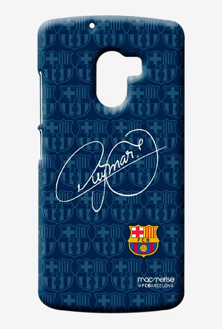 Macmerise Autograph Neymar Sublime Case for Lenovo K4 Note