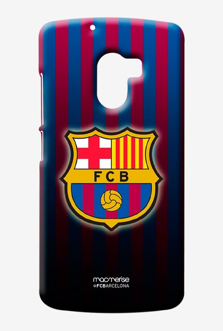 Macmerise FCB Crest Sublime Case for Lenovo K4 Note