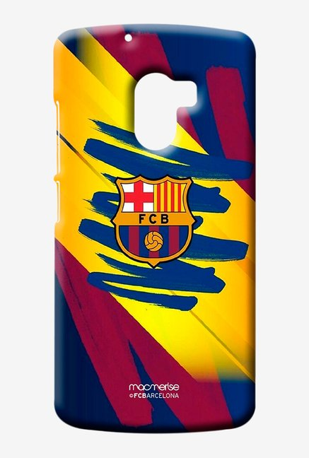 Macmerise FCB Colour Strokes Sublime Case for Lenovo K4 Note
