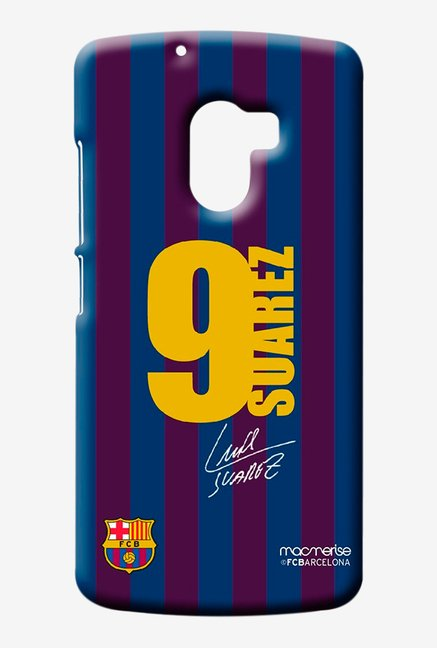 Macmerise Jersey Suarez Sublime Case for Lenovo K4 Note